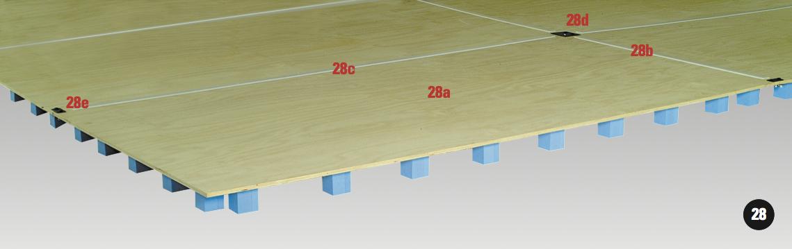 Foam Block Floor Gurus Floor