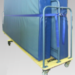 Mat Trolley for 2 x A8-25 Super Softs.