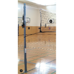Volleyball Posts - International, for Socket 78mm I.D.