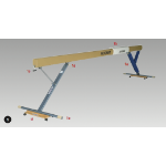 Balance Beam - Olympic/F.I.G. Specifications