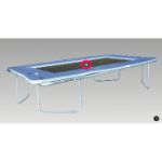 Trampoline Sheet Bed - Competion, 3660 x 1830mm - Replacement