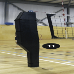 Volleyball Post Safety Padding - Moulded (Qty 1)