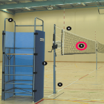 Volleyball Net - International