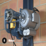Winch Motor Drive - Electric ** Requires Existing Winch **