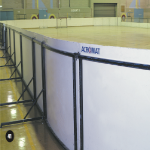 Soccer/Hockey Barriers - Removable, 2400 x 1200mm High