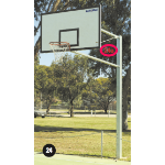 Mini Basketball Height Adjusting Brace
