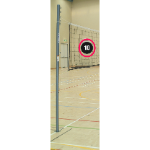 Volleyball Net with Rope